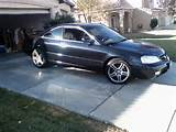 Blkout17 S 2002 Acura Cl Cl Type S
