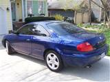 2001 Acura Cl 2 Dr 3 2 Type S Coupe Picture