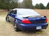 2001 Acura Cl 2 Dr 3 2 Type S Coupe Picture Exterior