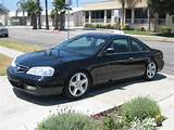 Picture Of 2001 Acura Cl 3 2 Type S Exterior