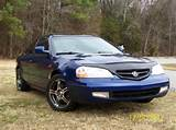 Picture Of 2001 Acura Cl 2 Dr 3 2 Type S Coupe Exterior