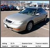 1999 Acura Cl 3 0 Coupe A C Heated Mirrors Abs Engine Immobilizer