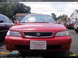 1999 Acura Cl 3 0 Milano Red Parchment Photo 5