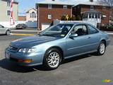 Cardiff Blue Green Pearl 1999 Acura Cl 3 0 Exterior Photo 78643791