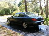 Picture Of 1998 Acura Cl 2 3 Exterior
