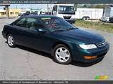 1997 Acura Cl 2 2 In Dark Green Pearl Metallic Click To See Large