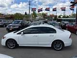 2011 Acura Csx I Tech Pkg With Navigation Roof Alloys Paddle Shifts