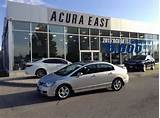 Certified Used Cars 2008 Acura Csx 2008 Acura Csx