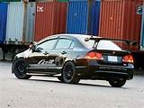 Photo 3 10 2008 Acura Csx Type S The Family Car Alternative