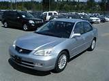 Make Acura Model El Year 2002 Colour Silver 2002 Acura