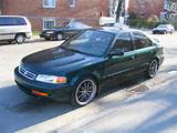 Picture Of 1999 Acura El Exterior