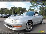 2000 Acura Integra Gs Coupe In Vogue Silver Metallic Click To See