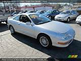 1998 Acura Integra Gs Coupe In Vogue Silver Metallic Click To See