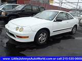 Used 1998 Acura Integra Coupe Rs