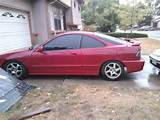 1998 Acura Integra 2 Dr Gs R Hatchback Picture Exterior