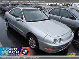 1997 Acura Integra Ls Coupe In Vogue Silver Metallic Click To See