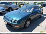 Back To This Cypress Green Pearl Metallic 1996 Acura Integra Ls Coupe