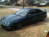 Picture Of 1996 Acura Integra 4 Dr Special Edition Sedan
