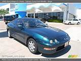 1996 Acura Integra Ls Coupe In Cypress Green Pearl Metallic Click To