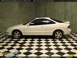 1995 Acura Integra Special Edition Coupe Frost White Gray Photo 1