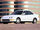 Acura Integra Gs R Sedan 1994 98