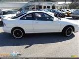 1994 Acura Integra Ls Coupe Frost White Black Photo 10