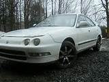 1994 Acura Integra 4 Dr Ls Sedan Picture Exterior
