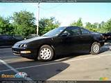 1994 Acura Integra Ls Coupe Granada Black Pearl Black Photo 3