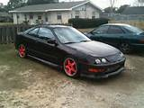 1994 Acura Integra Gs R Sedan Related Infomation Specifications