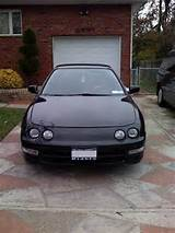 Acura Integra Gs R Coupe 1994 98 R2 Image Car Pictures
