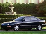 1997 Acura Integra Sedan C Acura