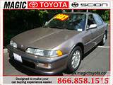 1993 Acura Integra Gs For Sale In Edmonds Washington Classifieds