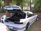 1993 Acura Integra 2 Dr Gs Hatchback Picture