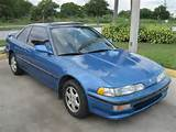 Picture Of 1992 Acura Integra 2 Dr Gs Hatchback Exterior