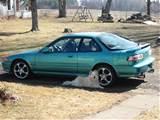 Picture Of 1992 Acura Integra 2 Dr Gs R Hatchback Exterior