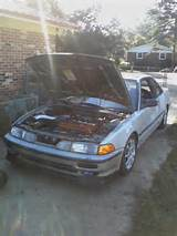 Picture Of 1991 Acura Integra Ls Hatchback Engine