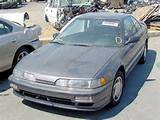 Driver Front 1991 Acura Integra Gs Hatchback