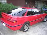 Picture Of 1991 Acura Integra 2 Dr Gs Hatchback