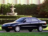 Acura Integra Sedan 1990 1998 Wallpaper