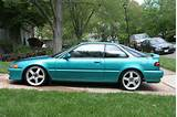 Acura Integra Hatchback Side View Car Picture Site Car Picture