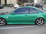 1990 Acura Integra Ls Hatchback 3 Door 1 6l Vtec Conversion On 2040