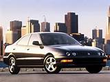 Acura Integra Sedan 3rd Generation 1993 2001