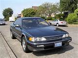 1988 Acura Legend Coupe Excellent Condition Sold 1988 Acura