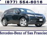 Used 2014 Acura Mdx 3 5l 4d Sport Utility