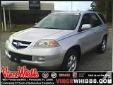 2005 Acura Mdx Sport Utility 4dr Suv At For Sale In Pensacola Florida
