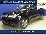 Carfax Mdx 3 5l Acura Certified 4d Sport Utility W Leather Trimmed