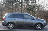 2008 Acura Mdx Sh Awd W Tech W Res Sh Awd 4dr Suv W Technology And