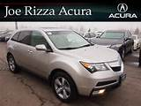 Pre Owned 2013 Acura Mdx Base W Tech Awd Base 4dr Suv W Technology