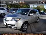 2011 Acura Mdx Suv Awd In Bedford Hills New York