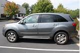 2009 Acura Mdx Base 4d Suv W Technology Diminished Value Car